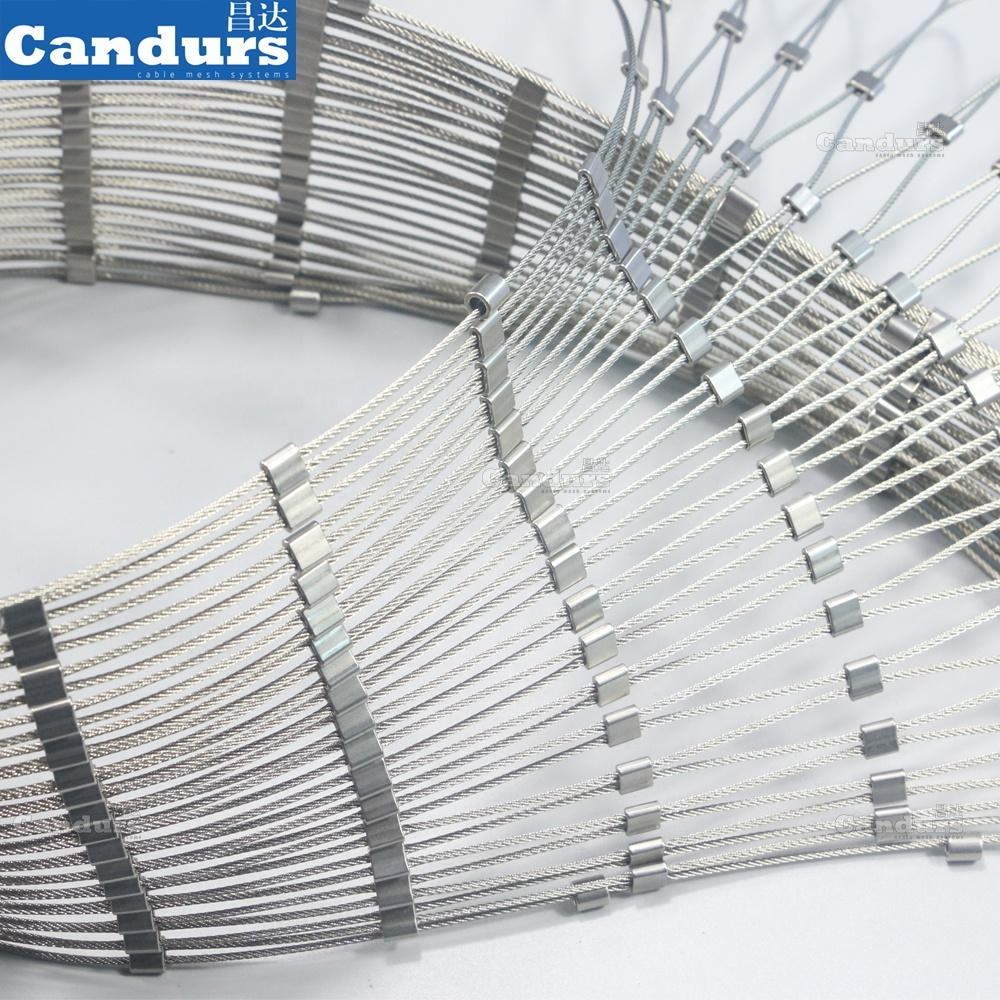 Stainless Steel Bird Wire Mesh