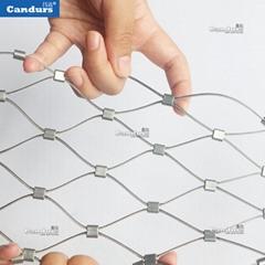 316 不锈钢钢丝绳网