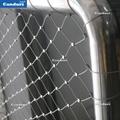 不鏽鋼絲繩卡扣網 6