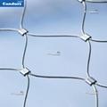 不锈钢丝绳卡扣网