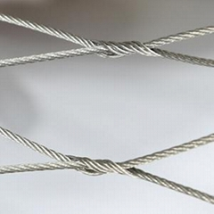 不锈钢编织绳网