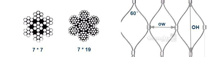 Rope Mesh Structure