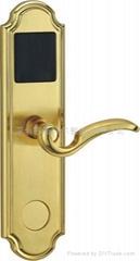 爱贝尔-RF感应门锁