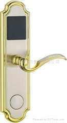 高档公寓专用电子感应锁