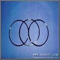 方形O型密封圈硅胶 1