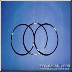 方形O型密封圈硅膠