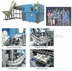 CM-A2 automatic bottle blowing machine