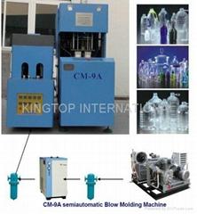 Bottle blow molding machine semi-automatic for PET bottle up to 5L