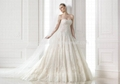 Lace Wedding Dresses 2017 Luxury Bridal Ball Gowns H14688 3