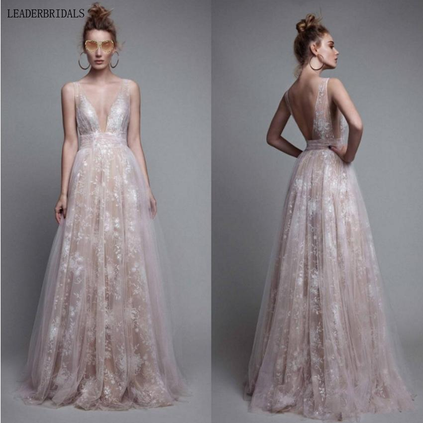 Sleeveless Lace Prom Dress Custom A-line Party Evening Dresses C160 1