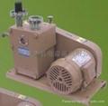 溴化鋰中央空調專用真空泵PVD-N180-1 2