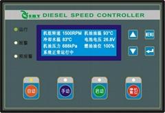 柴油机调速控制器
