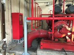 消防柴油機泵智能控制櫃