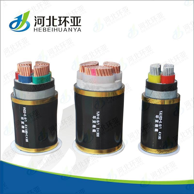 低壓電力電纜 4