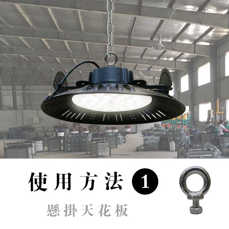 100W LED 圓形投射燈 2