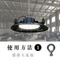 100W LED 圆形投射灯 2