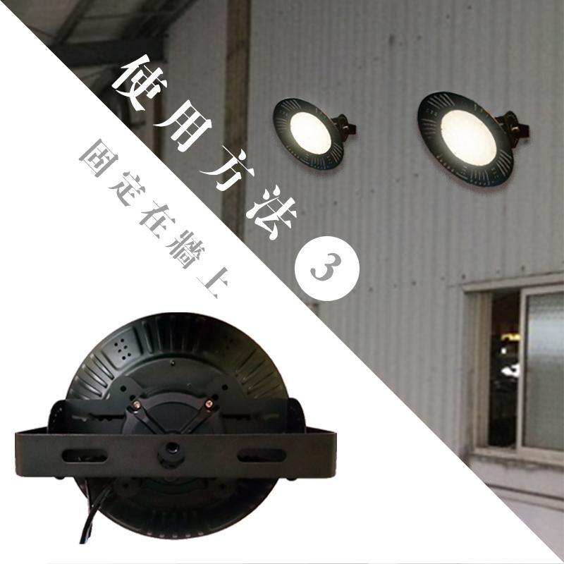100W LED 圓形投射燈 4