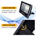 【遙控】200W太陽能投射燈 2