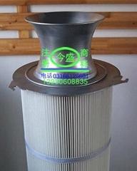 覆膜除塵濾筒
