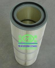 焊接煙塵除塵濾筒