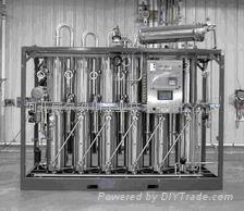 多效列管蒸馏水机