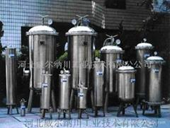 石家莊WR系列活性炭過濾器