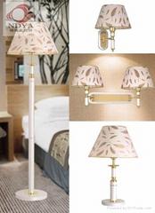 酒店客房燈