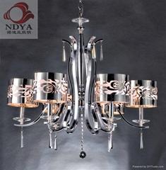 酒店水晶蠟燭燈