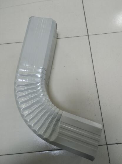 144*108彩钢雨水管彩铝雨水管合金雨水管 2