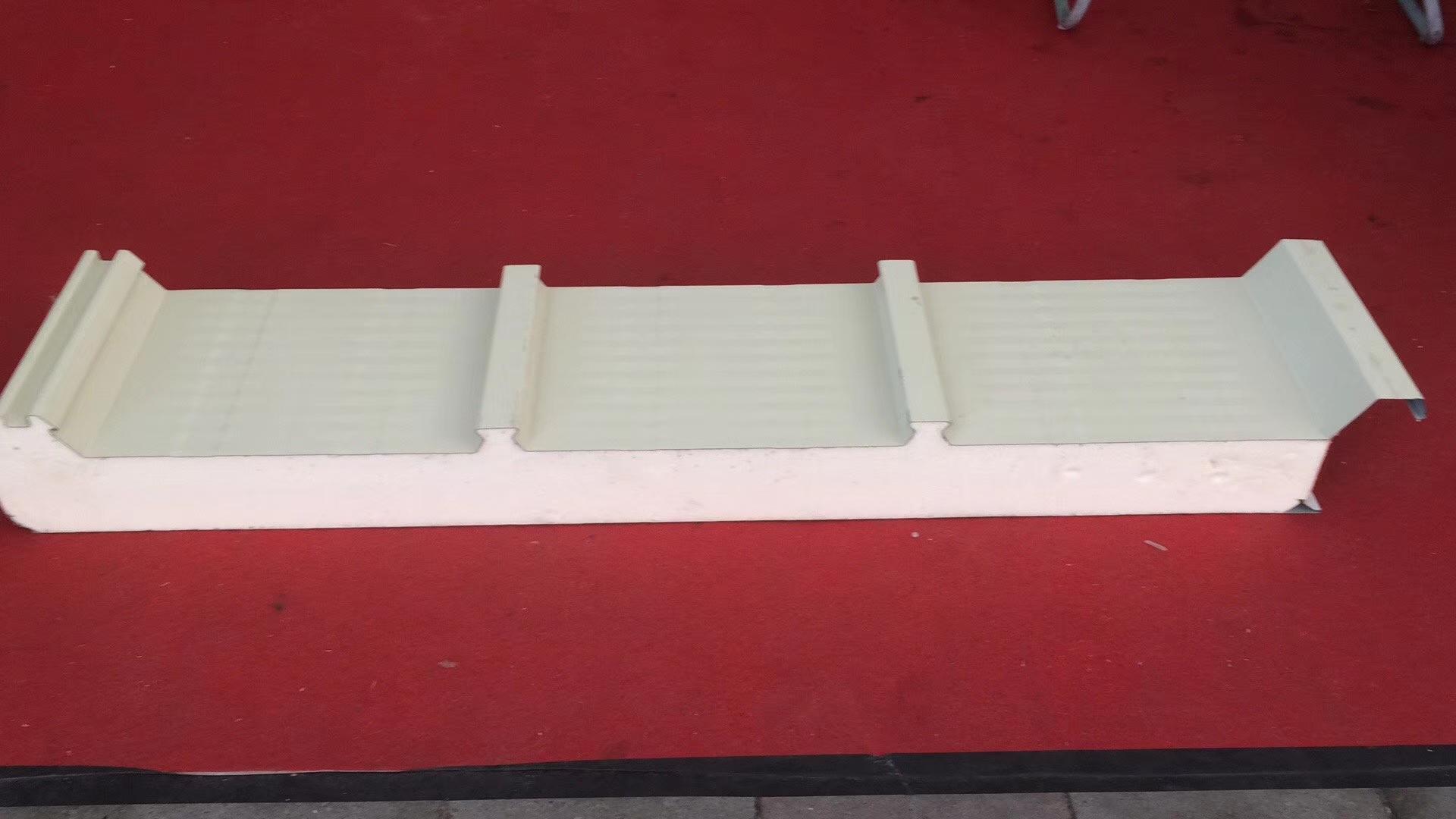 聚氨酯屋面复合板 1