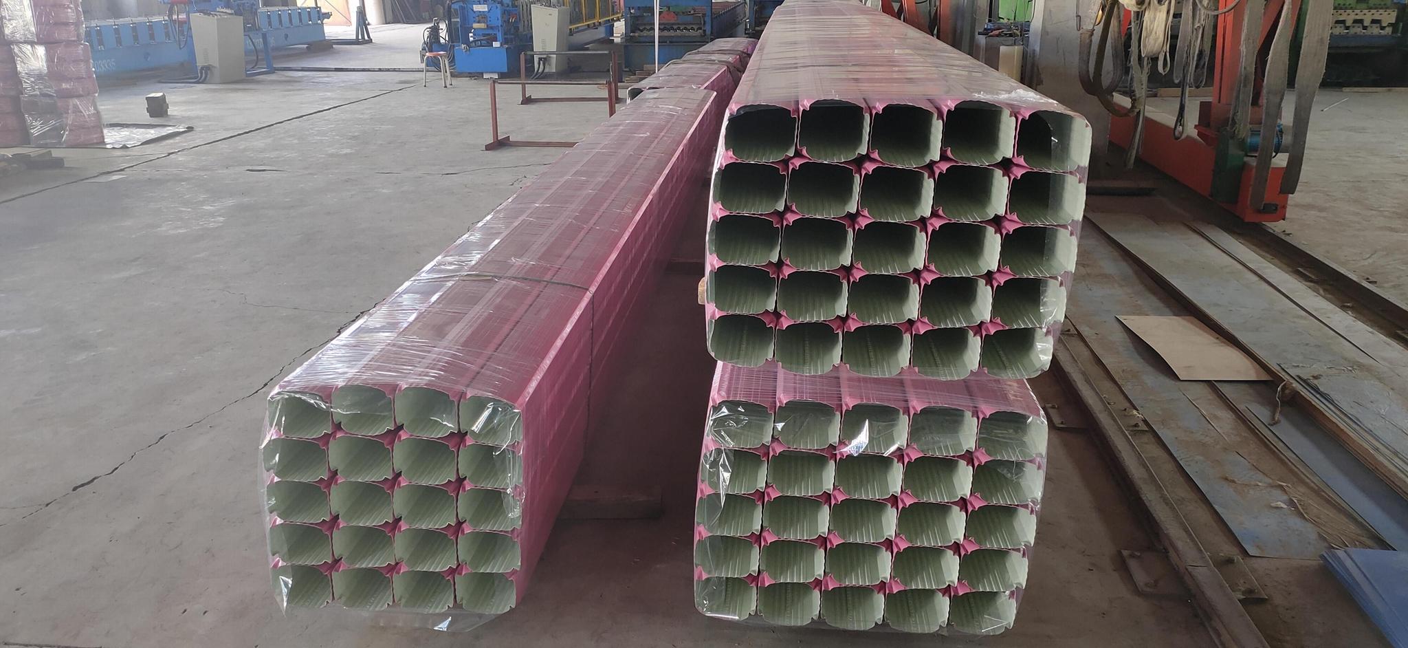 彩钢雨水管厂家销售全国发货 2