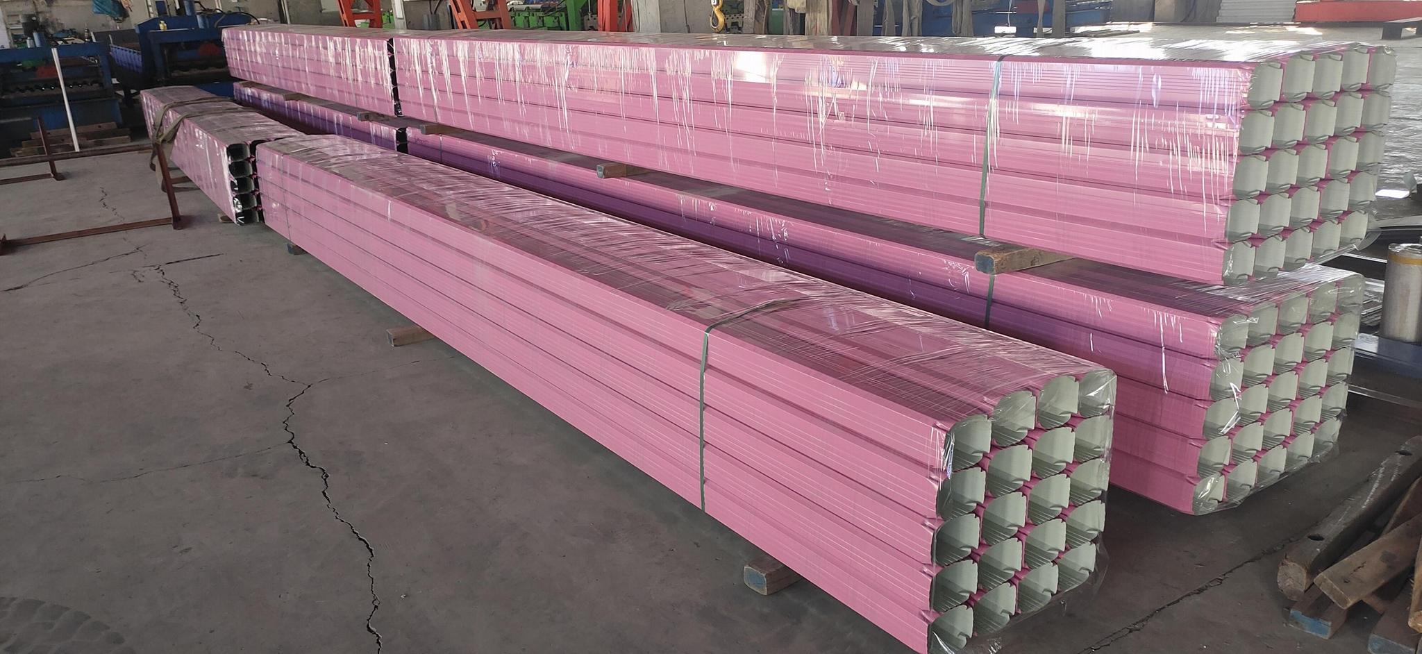彩鋼雨水管廠家銷售全國發貨 4