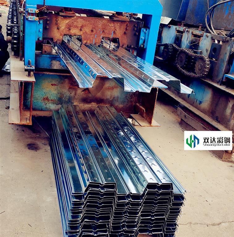 閉口樓承板YXB65-170-510型鍍鋅承重板 4