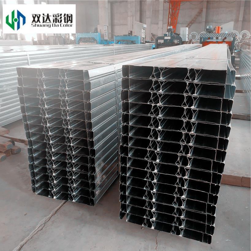閉口樓承板YXB65-170-510型鍍鋅承重板 1