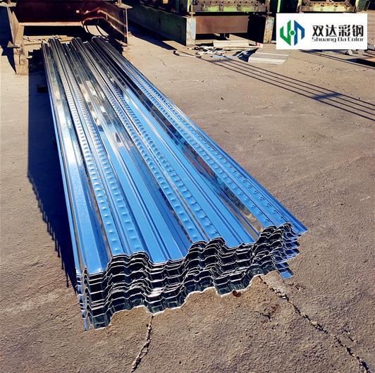 閉口樓承板YXB65-170-510型鍍鋅承重板 5