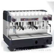 上海咖啡馆专用半自动咖啡机金佰利M27 1
