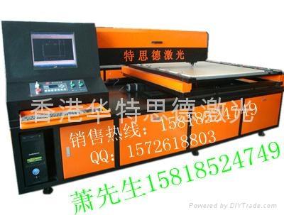 印刷刀模激光刀模机 3