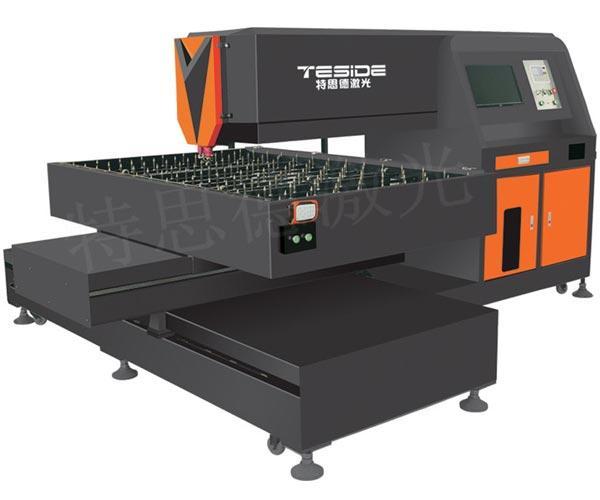 600W激光刀模机 1