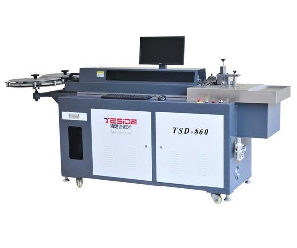 TSD-860自动弯刀机 1