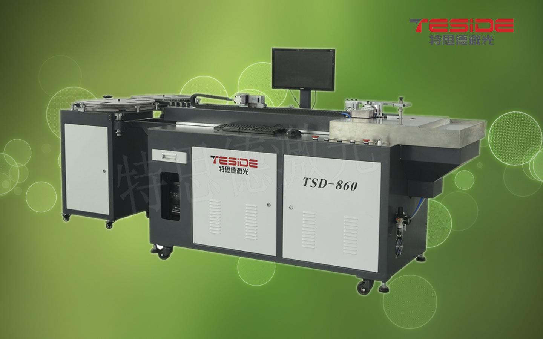 TSD-860自动弯刀机 2