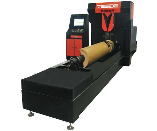 TSD-RC1500W激光圆模切割机 1