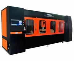 TSD-RC300 CNC Rotary die board cutting machine