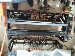 絕緣膠結接頭快速拆除輔助加熱裝置