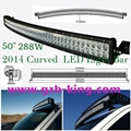"50"" Curved  LED Light Bar"