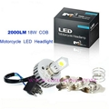 2000LM Motorcycle LED Headlight