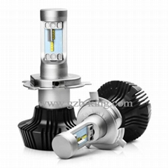 2016 New Arrival Fanless 4000lm Philips LED Headlights H4