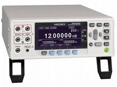 DC resistance meters RM3545 Hioki multichannel-capable 30 mΩ