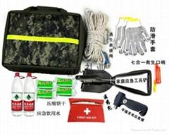 南京火灾地震急救包