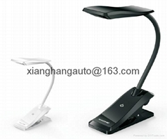 High quality clip desk lamp desk light bed lamp HQ-0005