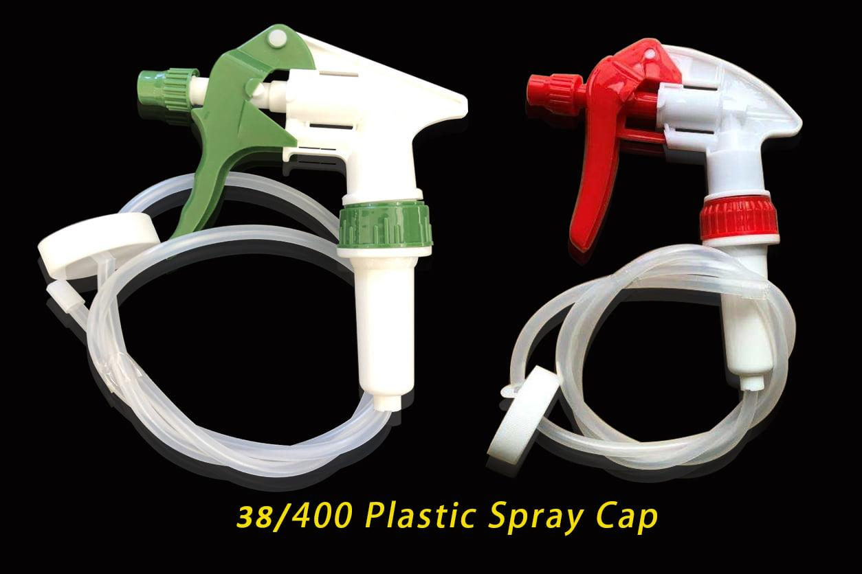 Factory Wholesale High Quality Gun Shape Water Sprayer Trigger Pump 24/410 3